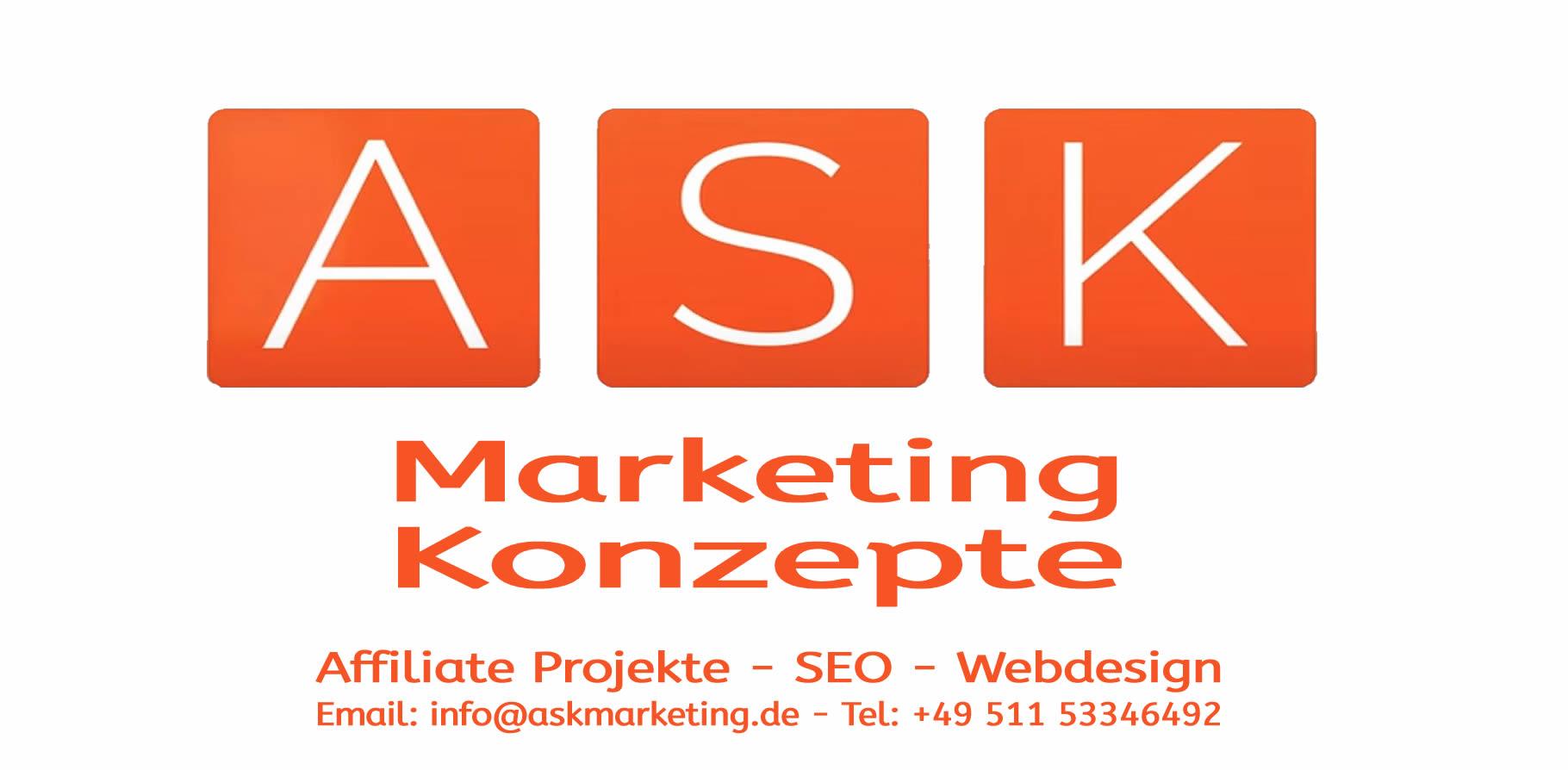 ASK Marketing Internet Vermarktung Hannover.