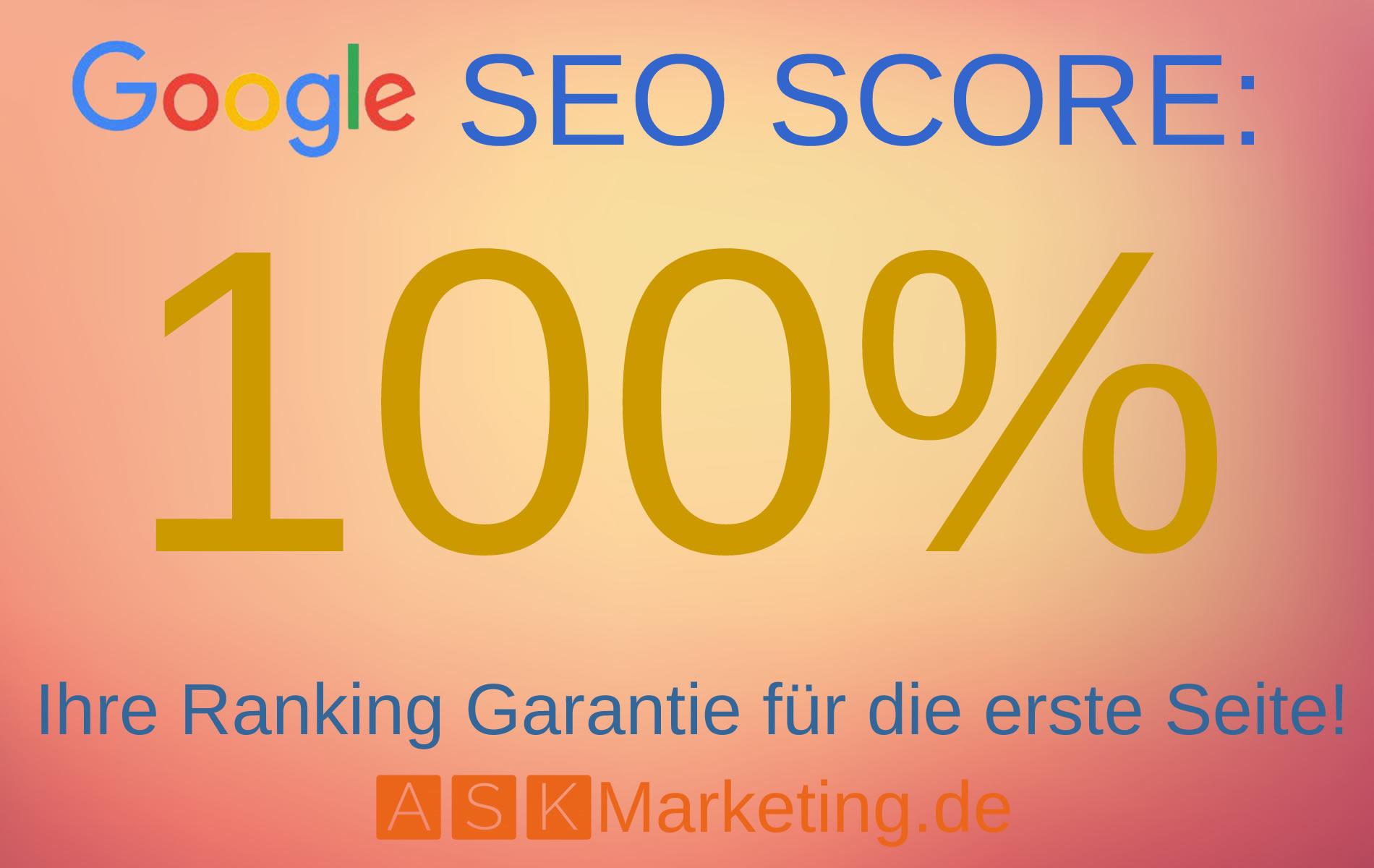 ASK Ranking Garantie