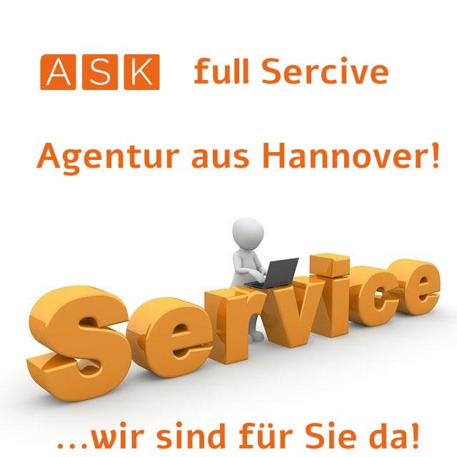 Full Service Agentur