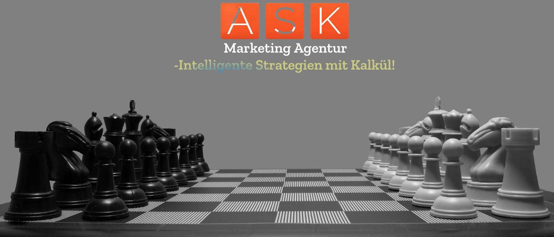 ASK Marketing Agentur Hannover SEO Vermarktung.